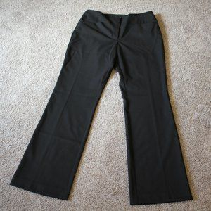 Ann Taylor Signature Black Dress Pants